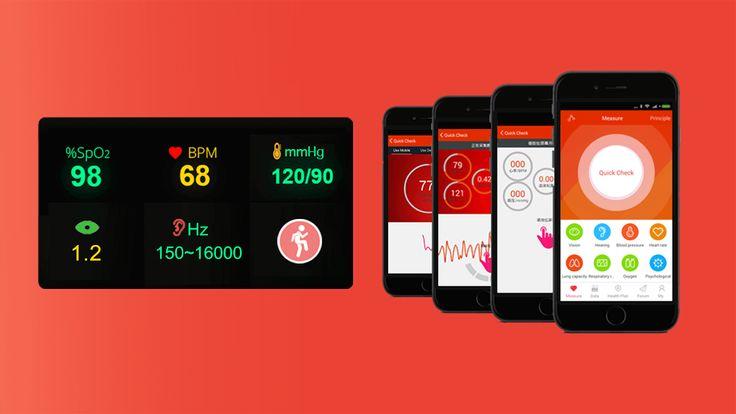iCare sledování stavu (BP&HR) – Aplikace pro Android ve službě Google Play