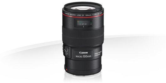 objectif #Canon EF 100mm f2.8L Macro IS USM