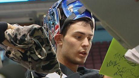 Carey Price- NHL goaltender