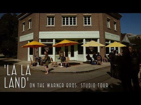 Los Angeles Times: 'La La Land' on the Warner Bros  Studio Tour