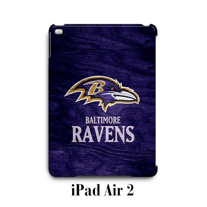 Baltimore Ravens Custom iPad Air 2 Case Cover Wrap Around