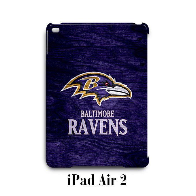 Baltimore Ravens Custom iPad Air 2 Case Cover Wrap Around