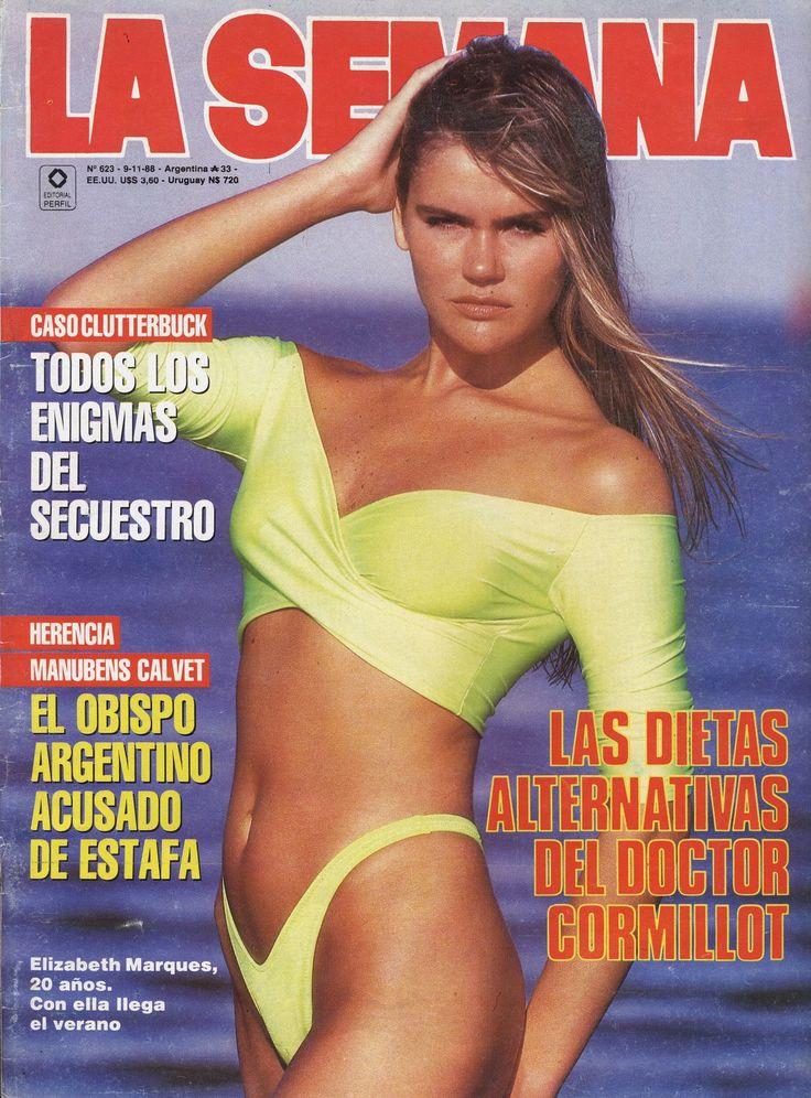 Elizabeth Marquez - 1988 Buenos Aires, Argentina