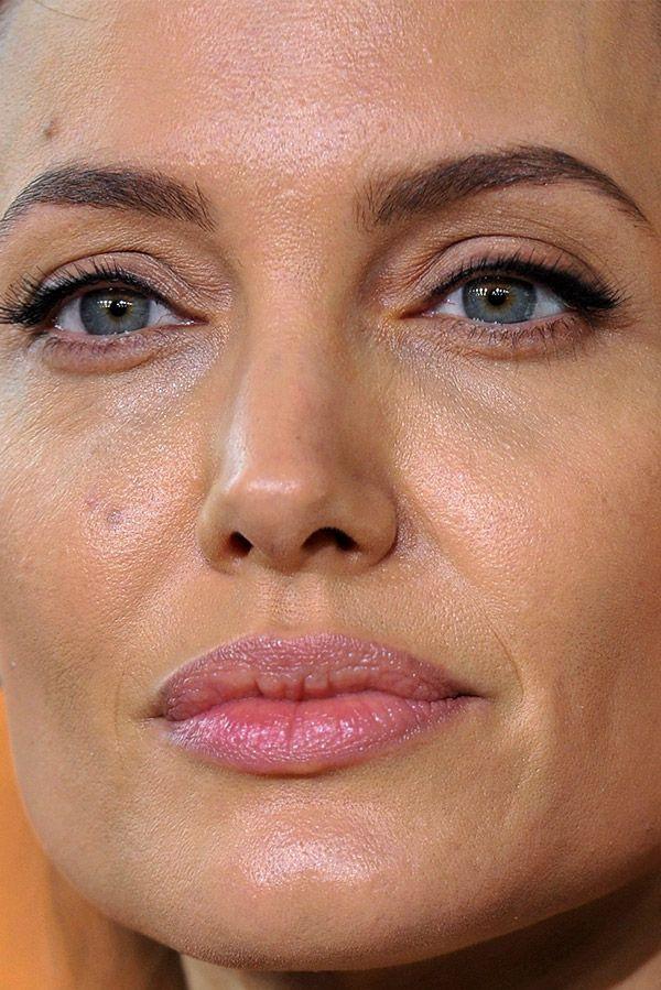 Angelina Jolie Angelina Jolie Makeup Angelina Jolie