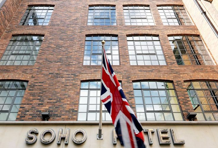 The Soho Hotel  -   London based Firmdale Hotels have brought a new breed of luxury boutique hotels to the capital.