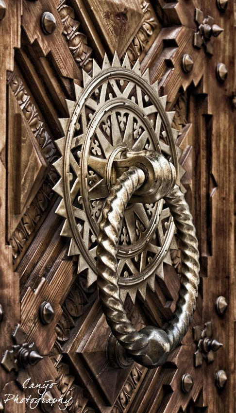 Italy...door knocker
