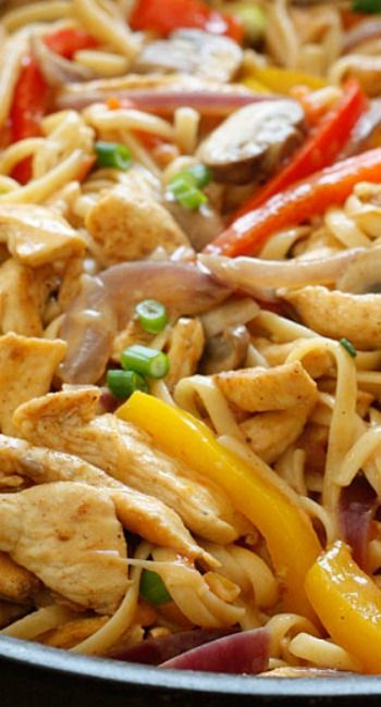 Cajun Chicken Pasta on the Lighter Side | One of the MOST popular ...
