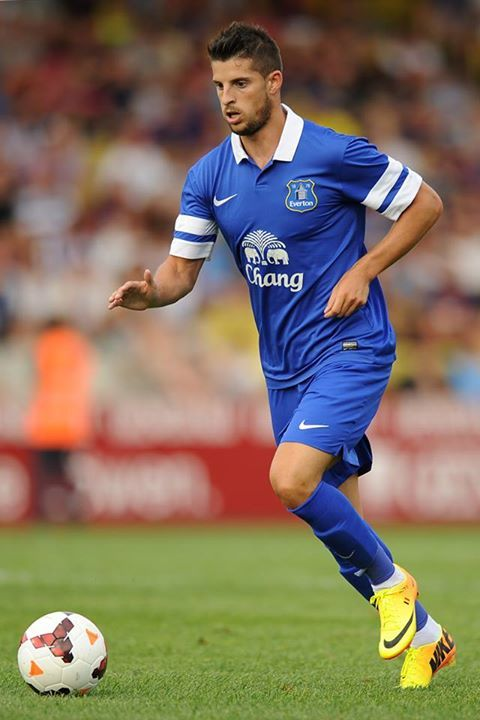 ~ Kevin Mirallas on Everton FC ~