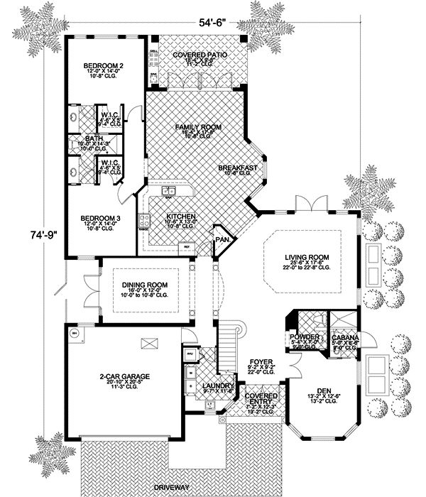 Mediterranean House Plan 2 Story Tuscan Style Home Floor Plan: 17 Best Images About Floor Plans I