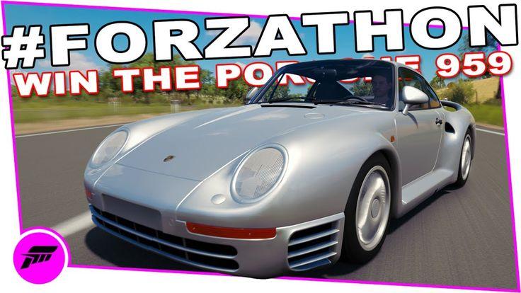 #FORZATHON Summertime Blues (FORZA HORIZON 3) win the Porsche 959