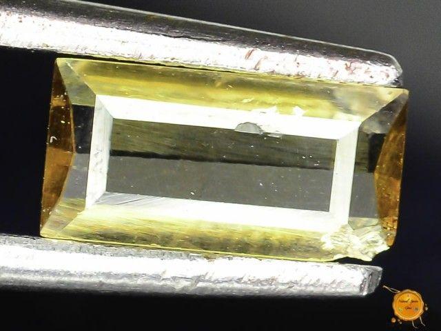 Rare 0.465 ct Multicolor Natural Axinite