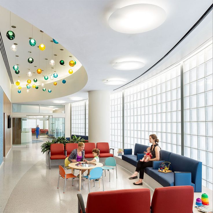 Healthcare Giants: Stats From The Top 5 | Companies | Interior Design