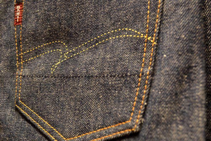 Studio D'Artisan D1538xx-C Super Tight Straight Jeans