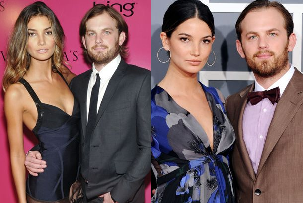 Caleb Followill and Lily Aldridge Today
