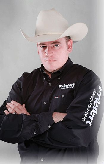 Travis Graves - Team Roper - Heeler