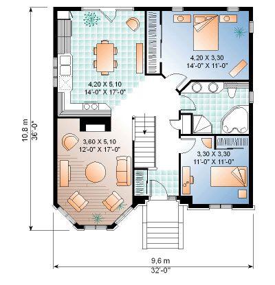 Европейский План Викторианский Дом 65262 Один