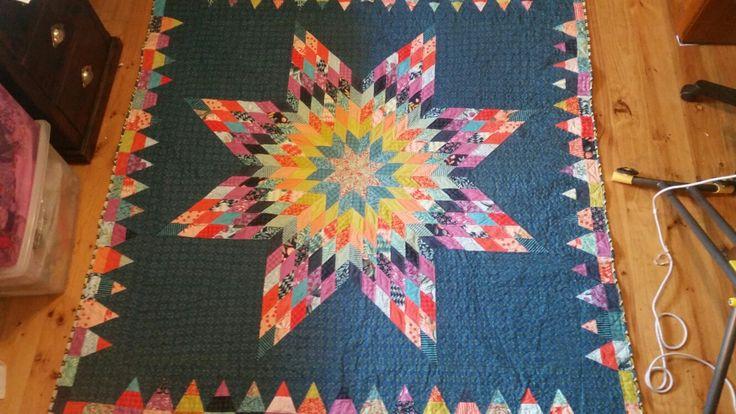Zoe's quilt