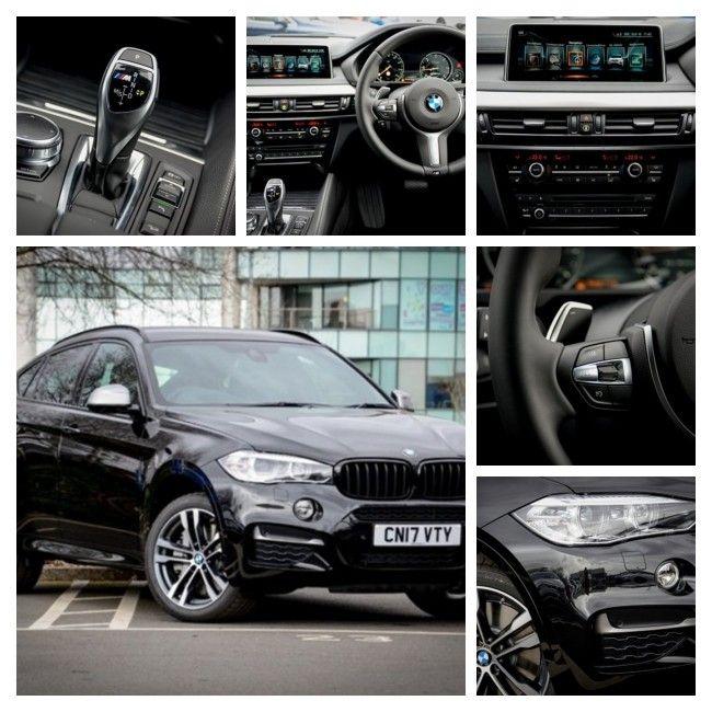 #mondaymotivation Black 2017 BMW X6, 10 miles, £61,000 https://v5cars.co.uk/buy-used-car/102854/bmw/x6 #bmw #x6 #forsale #cars