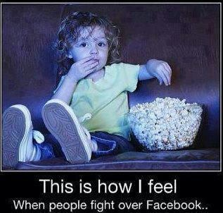 HAHA!!!: Funny Pics, Funny Pictures, Facebook Fight, Quote, Truths, Funny Stuff, So True, Facebook Dramas, True Stories