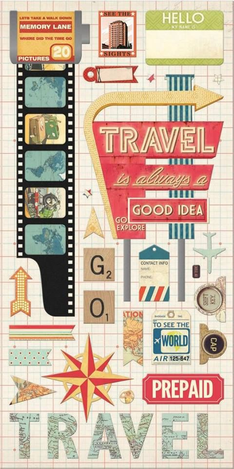 243 best Scrapbook Clipart/Stickers images on Pinterest ...