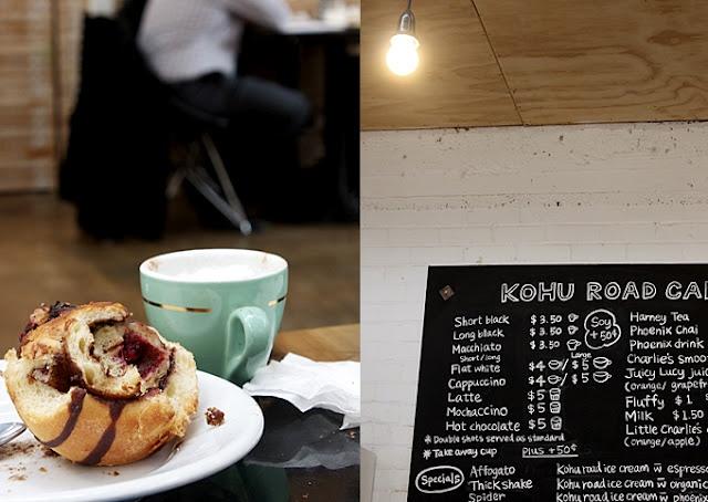 Kohu Road Creamery and Cafe, New Lynn, Auckland, New Zealand