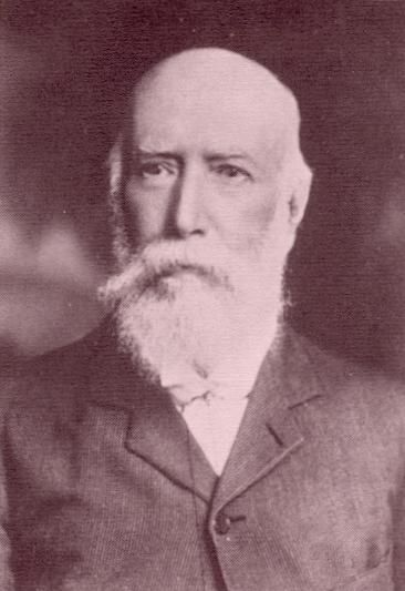 Alfred Percy Sinnett  editor of the largest English newspaper in India during the time H.P.B. was living there. A skeptic at first,  through the enlightment  of H.P.B. he became a believer