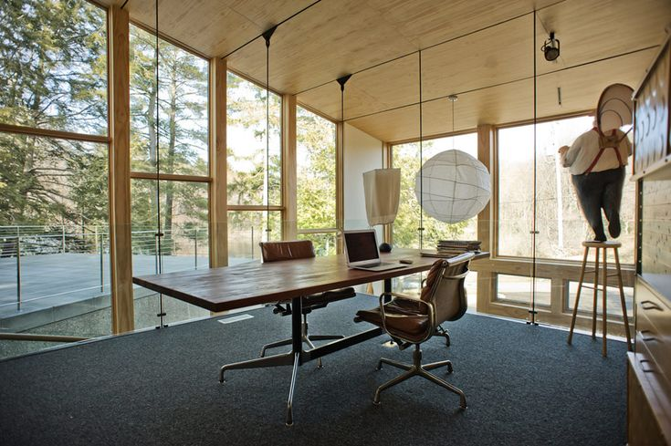 276 Best Modern Offices And Work Spaces Images On