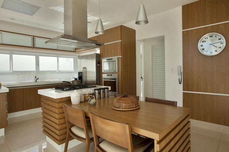 cozinha gourmet com cooktop aquiles nicolas