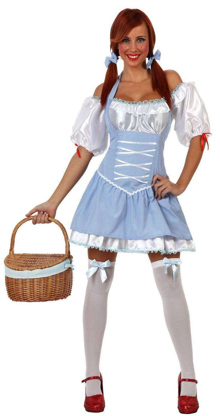 Costume pastorella adulto per donna