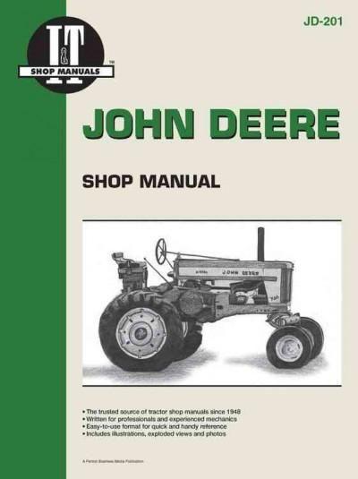 John Deere Shop Manual Jd-201