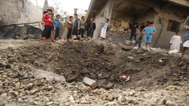 Serangan udara Saudi tewaskan puluhan warga sipil Yaman