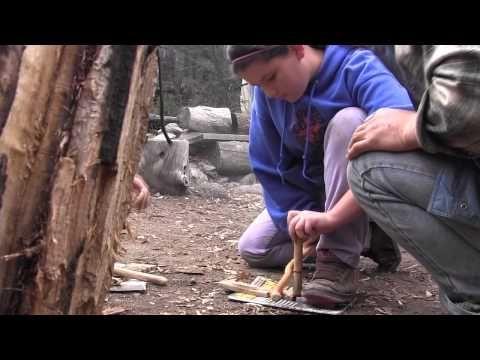 Primitive Living Skills & Wilderness Survival Classes   EarthKnack