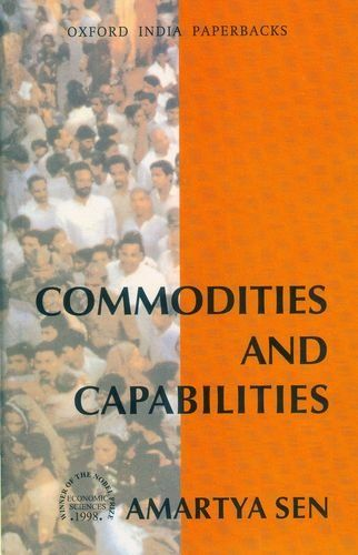 Commodities and Capabilities by Amartya Sen