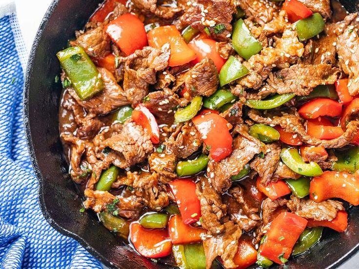 15-Minute Pepper Steak Stir-Fry | News Break in 2020 ...