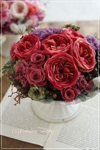 Flower noteのHPは http://flowernote.net/ フラワーギフトのご注文 も沢山ありがとうございます。 横浜・上大岡小さなお花の教…
