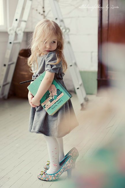 stylish kids photoshoot ideas!