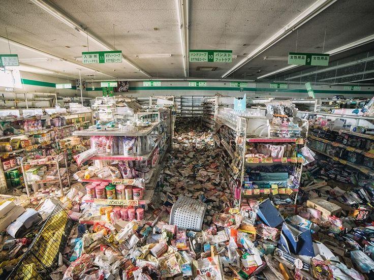 Imagens mostram como está Fukushima depois do acidente nuclear