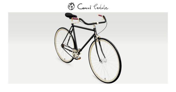 あなたが作るおしゃれ自転車をお手ごろ価格でお届けします!Webサイトで自分好みの色やハンドルなどをデザインできて、その組み合わせは天文学的数字。さっそくあなただけの自転車をデザインしてみてください!