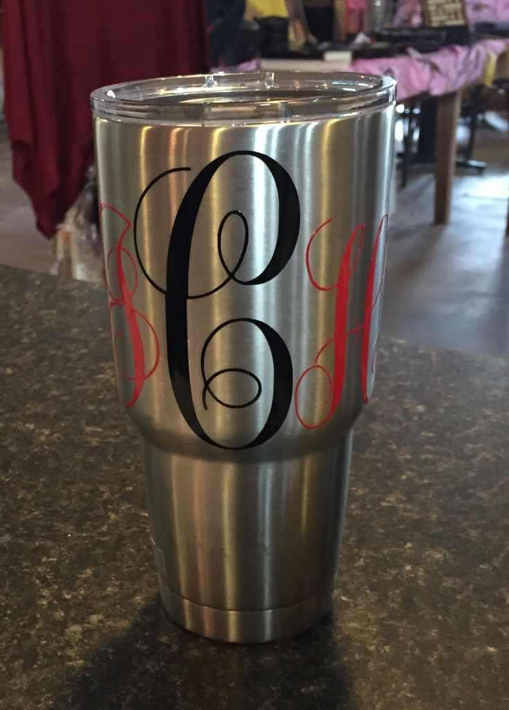 20 Best Images About Yeti Cups On Pinterest Monogram