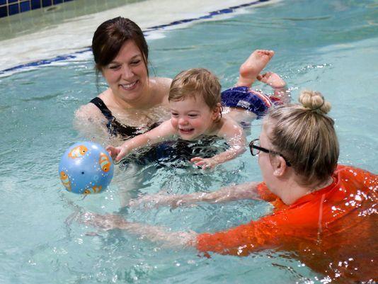 Michigan Couple Wants To Make Their Goldfish Swim School The