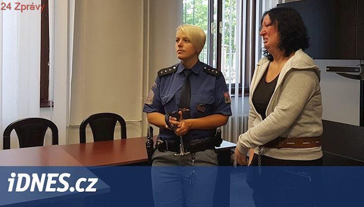Prostitutka, která bodla bývalého milence, si ve vězení odsedí osm let