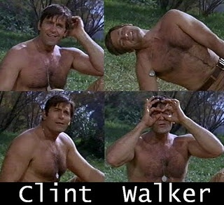 Clint Walker as Jay inspiration.