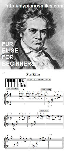 Piano fur elise piano tabs : 1000+ ideas about Fur Elise Sheet Music on Pinterest | Sheet music ...