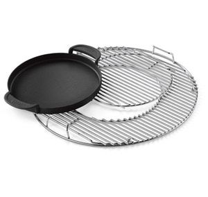 Best Weber Kettle Accessories: Weber Gourmet Barbecue System
