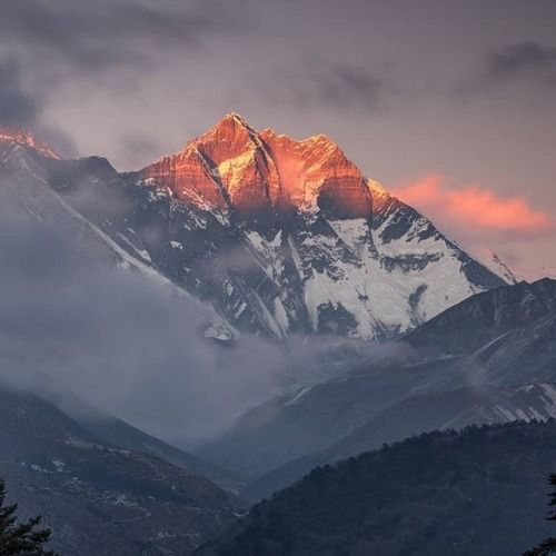 Sometimes great shots take patience to wait for the light to fall in just the right way. Thanks to @trex.photography for this shot of the Himalayas rising to the heavens. via Canon on Instagram - #photographer #photography #photo #instapic #instagram #photofreak #photolover #nikon #canon #leica #hasselblad #polaroid #shutterbug #camera #dslr #visualarts #inspiration #artistic #creative #creativity