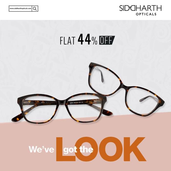 13fd7b292ed2 Siddharth Opticals is a brand which is labeled with a tag of trust and  authentication. If you are looking for a branded eyewear then explore the  latest ...
