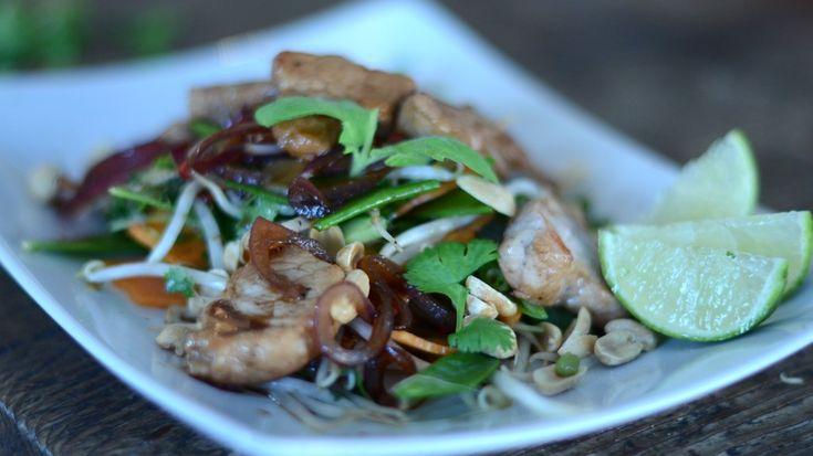 Hot Thai Salat