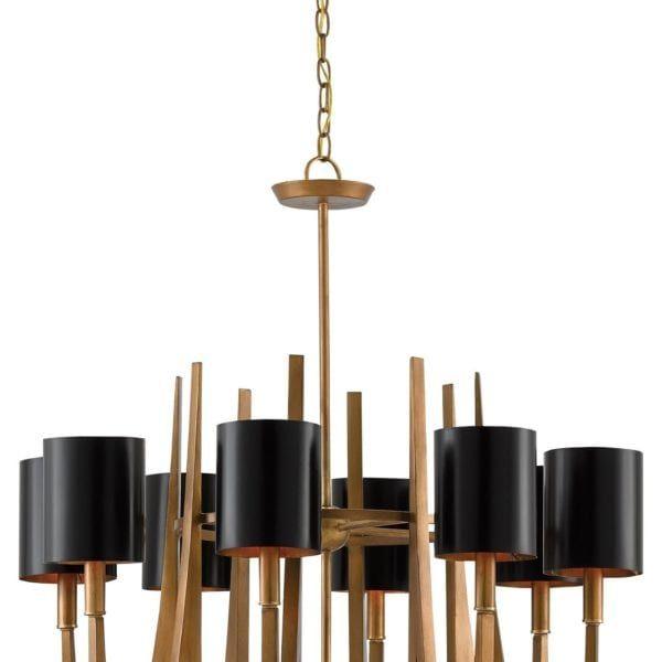 29 best mid century modern lighting fixtures for your home decco light usha 4 blade fan