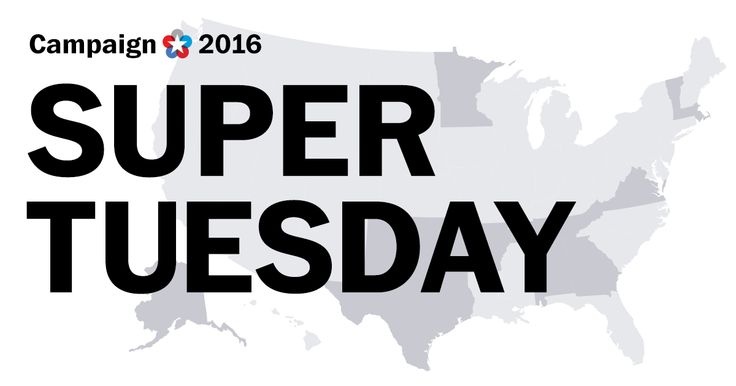 Voting results and analysis from Super Tuesday, a step on the road to Election 2016.