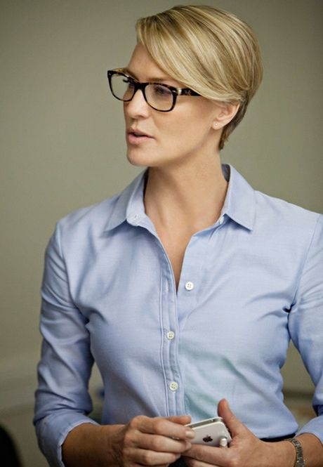 Robin Wright as Claire Underwood in House of Cards.